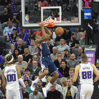 Sacramento Kings Reach .500, Claim 116-112 Victory Over Washington Wizards