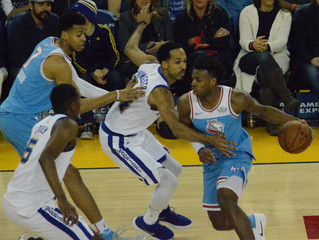 Sacramento Kings Prevail 98-93 Over Golden State Warriors
