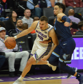 Sacramento Kings Win At Home, Beat Grizzlies 97-92