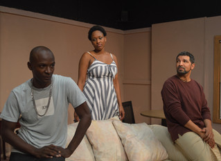 """CENTER STAGE REVIEW: """"Sunset Baby"""" Is Full Of Daylight, Actors Give Radiant Performance"""