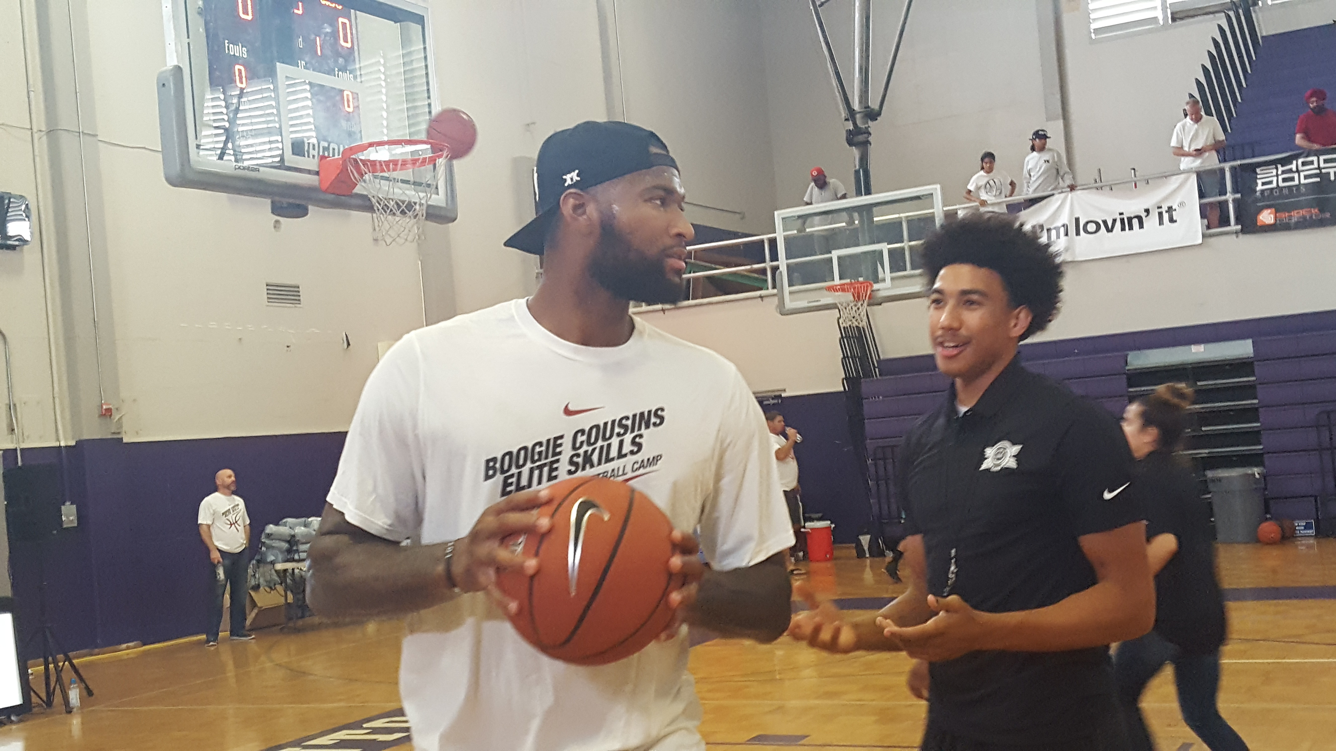 Boogie and C. Terrell