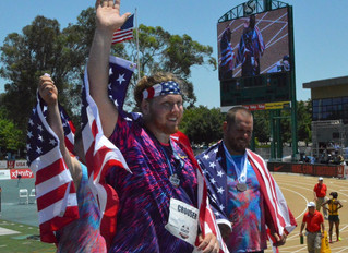 2017 U.S. Track and Field: Crouser Lets One Fly For World's Best SP Toss In 14 Years, Muhammad D
