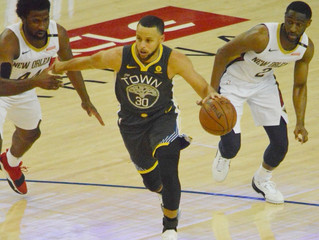 Stephen Curry Returns To Score 28 In Golden State Victory Over New Orleans