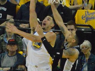 Golden State Warriors End San Antonio Spurs' Season, Win 99-91 To Complete Series