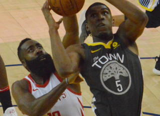 Rockets Tie Series At 2-2, Stop Warriors' Home Streak In Playoffs For 95-92 Victory