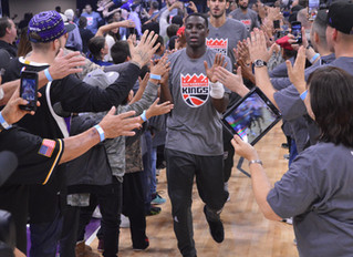 Sacramento Kings Improve To 4-5, Hand New Orleans Pelicans 0-8 Record