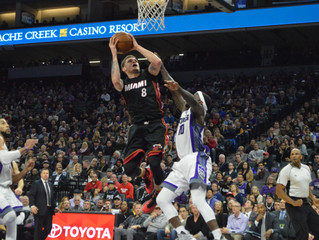 Miami Heat Ends 6-Game Losing Streak, Beat Sacramento Kings 107-102 On The Road