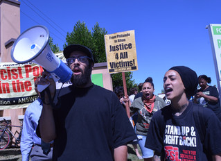 Sacramento's Young, Diverse, Community Continues Peaceful Demonstrations