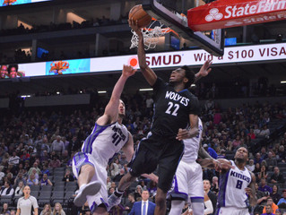 Sacramento Kings Get First Victory At Golden 1 Center, Squeak By Timberwolves 106-103.