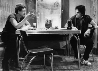 "Publicity Agents Music Series:                Rumble Fish's Soundtrack, ""Don't Box Me I"