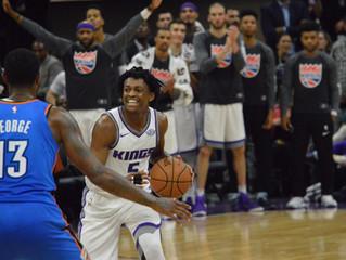 Sacramento Kings End 7-Game Losing Streak, Beat OKC Thunder 94-86