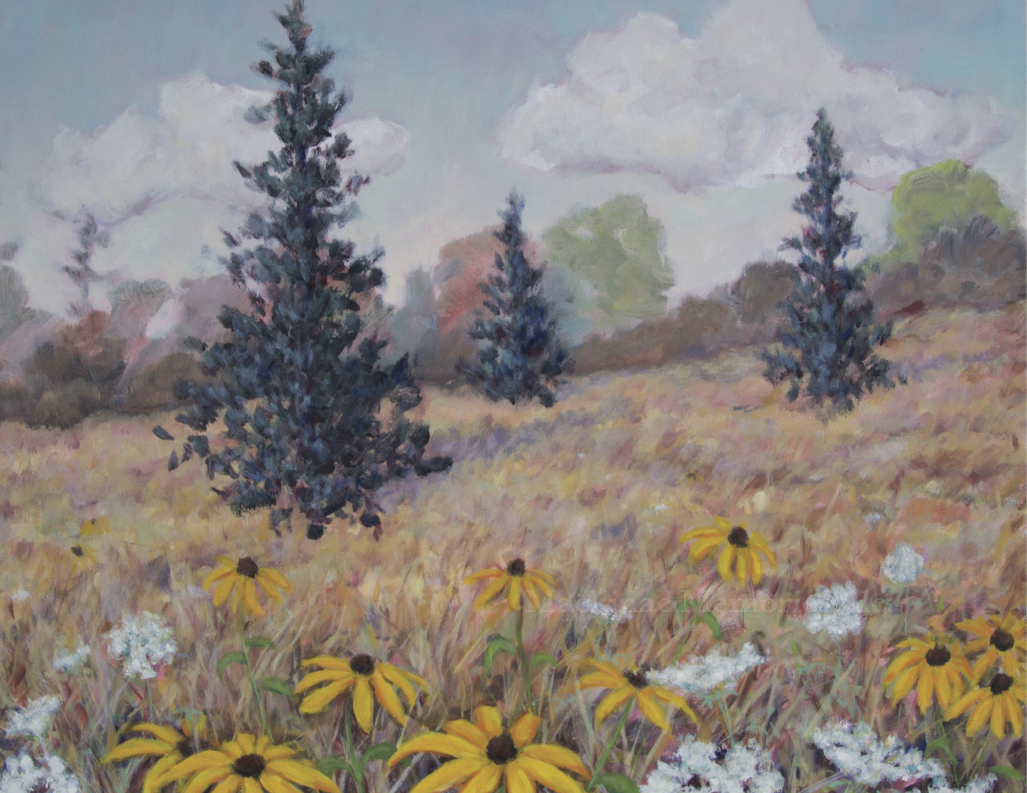 U.P. Painting