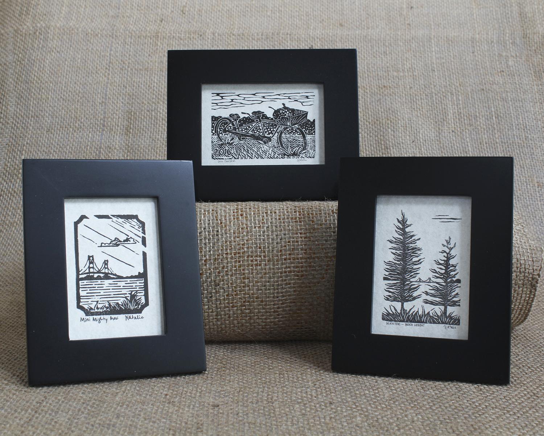 Mini Print Framed Favors