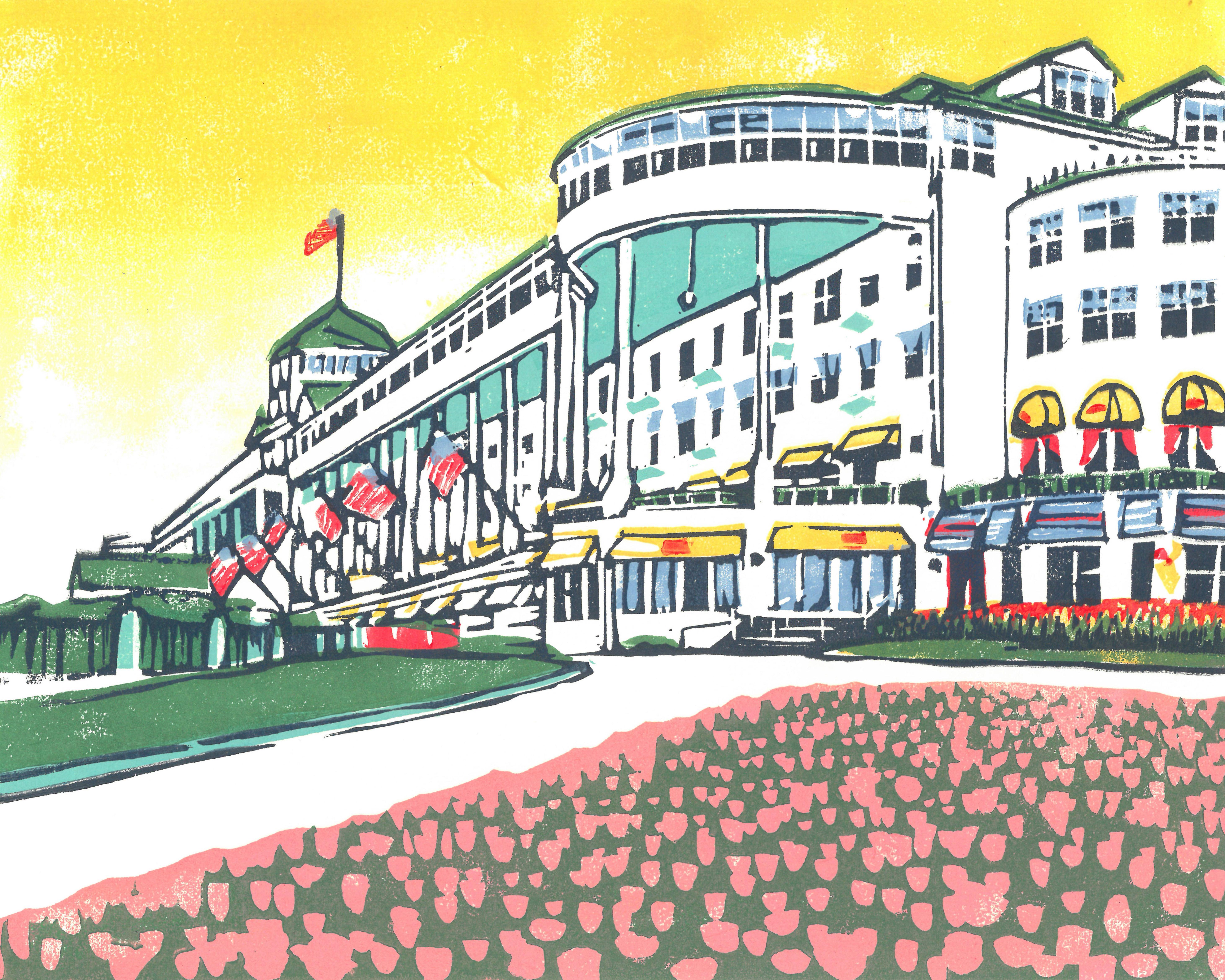 Grand Hotel #2