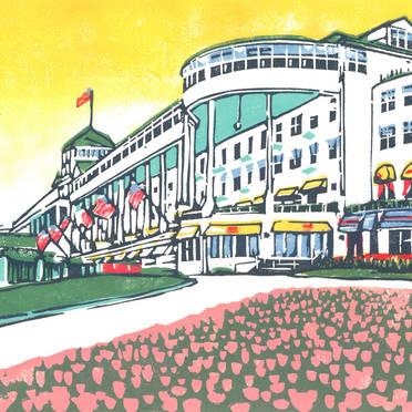 Grand Hotel - Mackinac Island Print