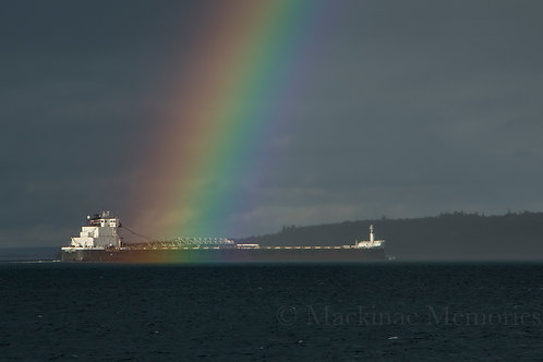Rainbow Freighter