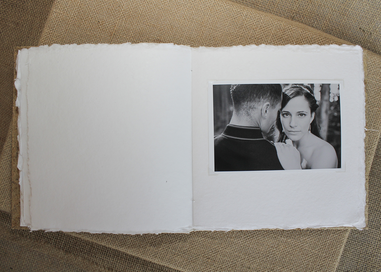 Vintage Wedding Album