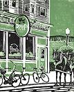 Doud's Market Mackinac Island Print
