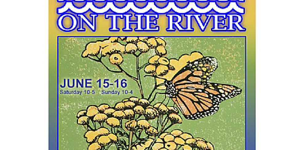 June 15-16 | Art on the River
