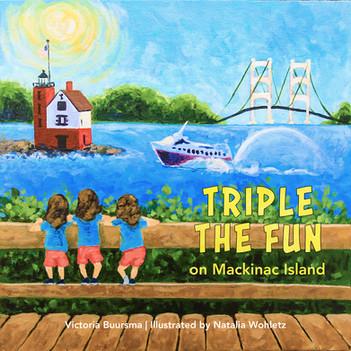 Triple the Fun on Mackinac Island