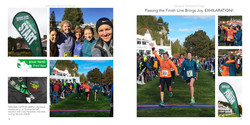 sample half marathon personal page