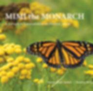 MIMI the MONARCH Children's book cover