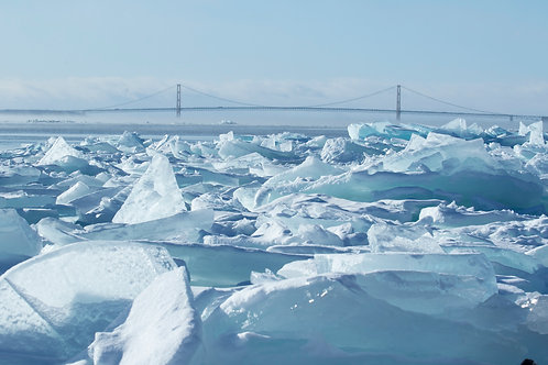 Blue Ice & the Mighty Mac