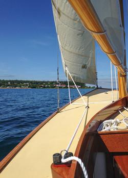 Estella sailing