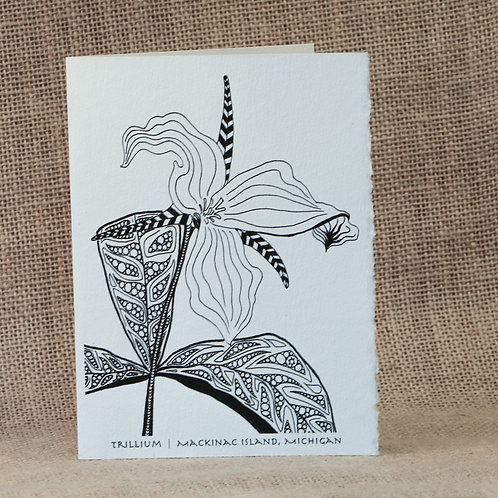 Coloring Cards | Floral Mixed Set