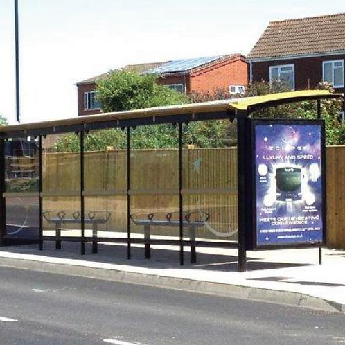 Hampshire BRT Shelter