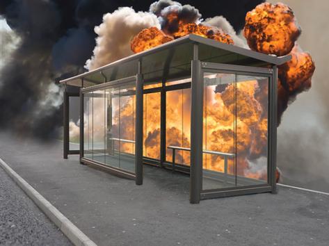 Bomb Blast Shelters