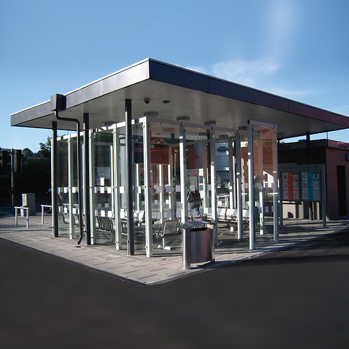 Redhill Waiting Shelter
