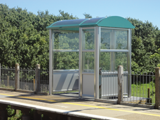 Govia Platform Shelter