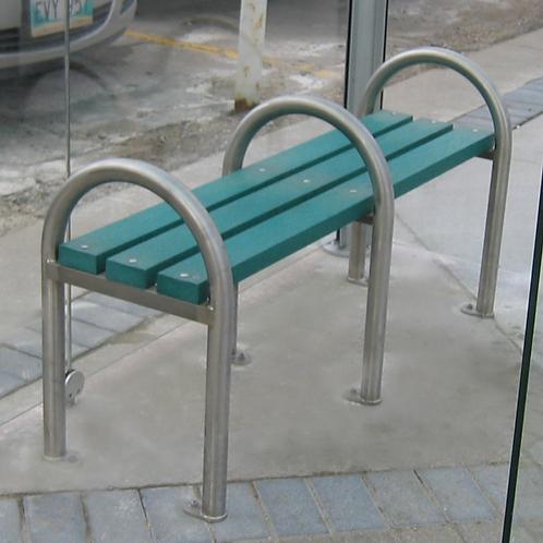 Winnipeg Slat Seating