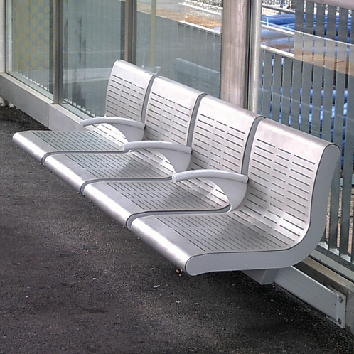 Metrolink Bench Seating