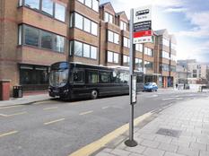 Elite Bus Stop