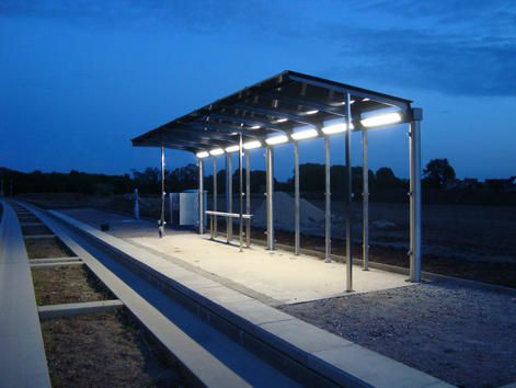 Cambridge BRT Shelter