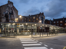 Partick Interchange Shelter