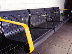 Centro Wall Seating