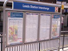 Metro Freestanding Display