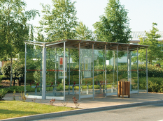 Gullwing Shelter