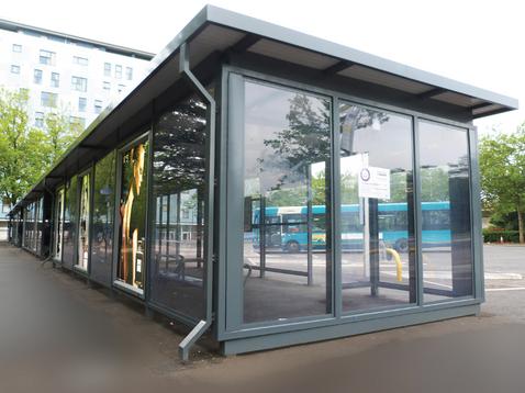 MK Station Shelter