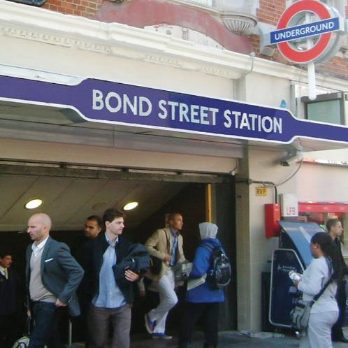 Bond Street Canopy