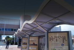 LAS VEGAS BRT SHELTER