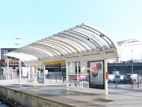Rail & Tram Shelters