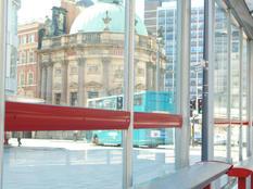 Mid Rail Glazing