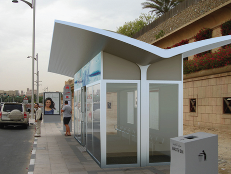 Solar Air Conditioned Shelter
