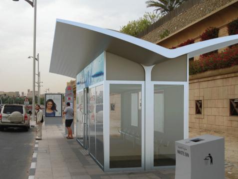 Solar Air Con Shelter