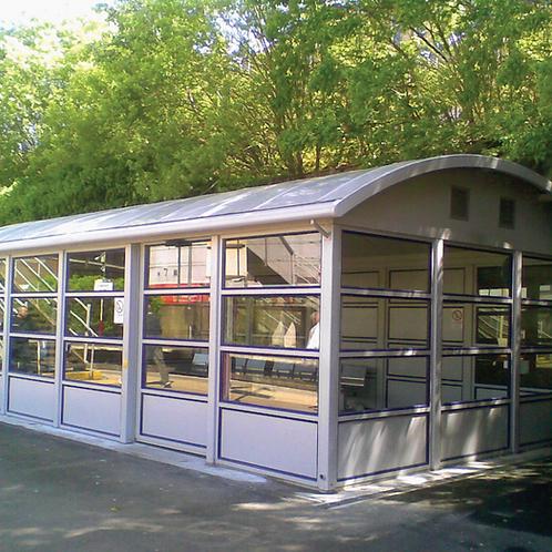 Prestige Rail Waiting Shelter