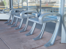 Las Vegas BRT Seating